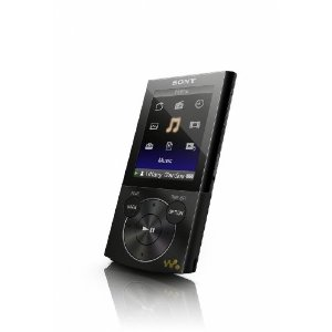 Sony Walkman NWZE345BLK 16 GB Video MP3 Player (Black)