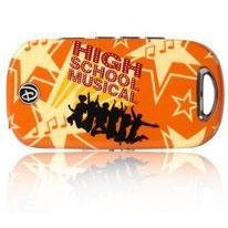 Disney Mix Max Player High School Musical Version 2 - Digital player - flash 512 MB - WMA, MP3, protected WMA (DRM 9), protected WMA (DRM 10) - video playback - display: 2.2