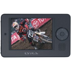 RCA X3030 30 GB Multimedia Player and Recorder