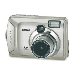 Sanyo vpcs5 camera  digital