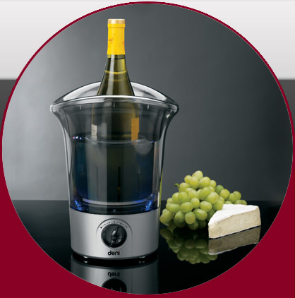 Deni 4910 rotating wine cooler