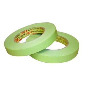 Scotch® Performance 233+ Automotive Refinish Masking Tape (MMM26340) Category: Bodywork Masking Tape