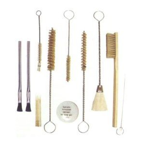 SPRAY GUN CLEANING KIT-BRUSH COMPLETE SET WITH 20 PEICES