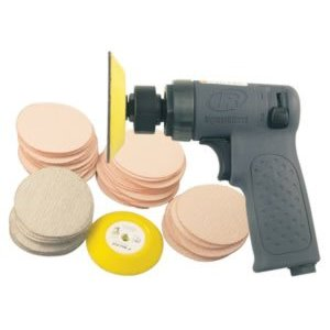 Ingersoll-Rand 3128K Mini Random Orbit Air Sander Kit