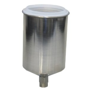 750cc Aluminum Gravity Feed Cup, Drip Free