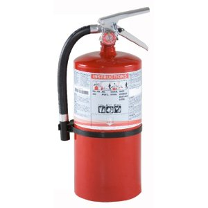 Shield Fire Protection 13310R 460 4A:60BC 10lb Fire Extinguisher