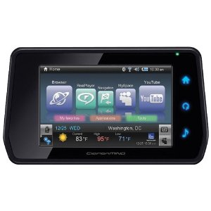 Clarion MiND Mobile Internet Navigation Device (Black)