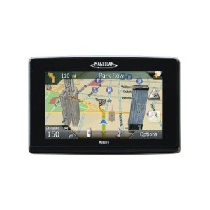 Magellan Maestro 4370 4.3-Inch Widescreen Bluetooth Portable GPS Navigator (Factory Refurbished)