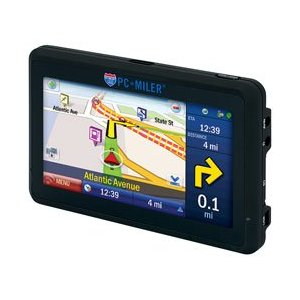 PC Miler NAV540 All-In-One GPS for Truck Drivers