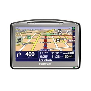 TomTom GO 720 4.3-Inch Widescreen Bluetooth Portable GPS Navigator (Factory Refurbished)