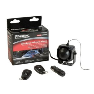 Master Lock 4841DATSEN Auto Sentry Wireless Anti- Theft Vehicle Alarm System