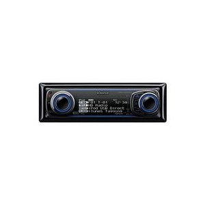 Kenwood KDC-HD942U USB/AAC/WMA/MP3 CD Receiver with Built-In HD Radio