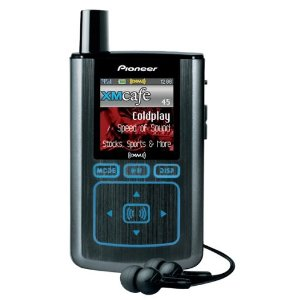 Pioneer Inno Portable XM2go Radio with MP3 Player