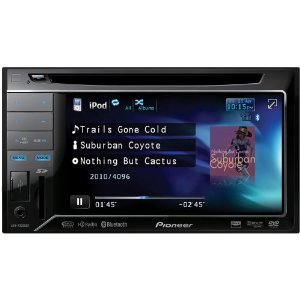 Pioneer AVH-P3200BT In-Dash DVD Multimedia AV Receiver