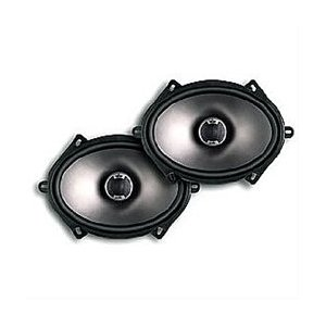 Polk Audio DB571 5-by-7-Inch Coaxial Speakers (Pair, Black)