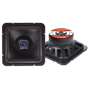Pyramid PW1576 15-Inch 1200 Watt High Power Square Subwoofer