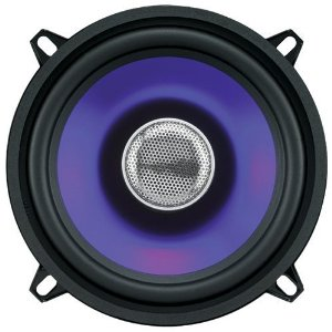 BOSS N52.2 2-Way 5-1/4-Inch 4-Ohm Poly Injection Cone Butyl Rubber Surround Speakers