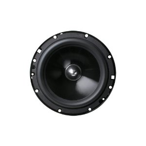 Planet Audio TQ60C 6.5-Inch 2-Way Poly Injection Cone Component Speaker System (Black)