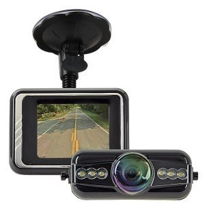 Car Rearview System W282T1 CMOS 380 Line Color CCTV Night Vision Waterproof Camera w/2.5