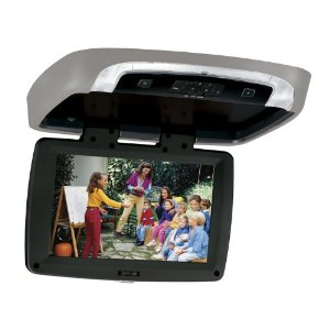 Audiovox Car MMD11A 11-Inch 16 X 9 Dropdown Video Monitor with Slot Type DVD Player