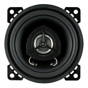 BOSS SE422 2-Way 4-Inch Black Poly Injection Cone Speaker