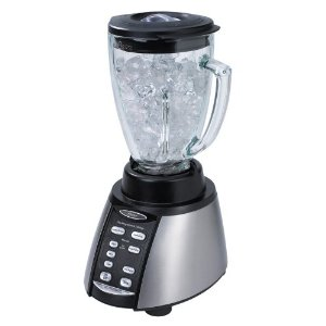 Oster Fusion Blender–Black & Stainless Steel