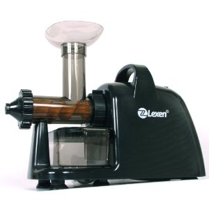 Wheatgrass Juicer By Lexen Products - Healthy Juicer ELECTRIC (Wheat Grass)
