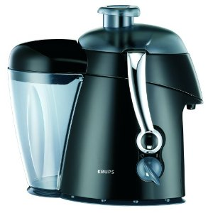 Krups FSC112 Juice Extractor, Black