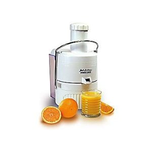 Jack LaLanne's JLPJB Juicer, Power