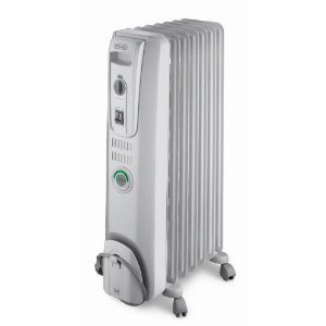 DeLonghi EW7707CM Oil-filled Radiator with ComforTemp Technology