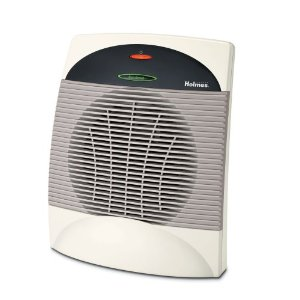 Holmes HEH8001-U Energy-Saver 1500-Watt Heater Fan