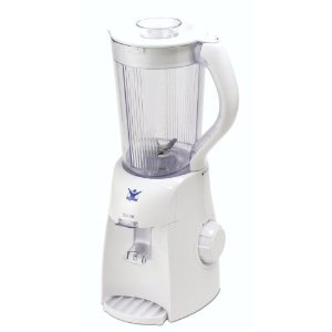 Biggest Loser AB-1000-BL 2-in-1 Double-Up 1-1/2-Quart Blender and Smoothie Dispenser