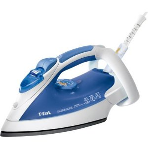 T-Fal FV4376 1700 Watts UltraGlide Steam Iron with Easycord