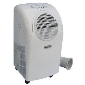 SPT WA-7500M 7,500-BTU Portable Air Conditioner with Manual Controls