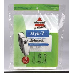 Bissell BISSELL 32120 VACUUM CLEANER BAGS