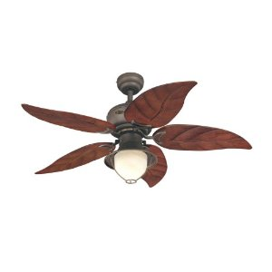 Westinghouse 7861965 Oasis 48-Inch Ceiling Fan, Oil-Rubbed Bronze Finish