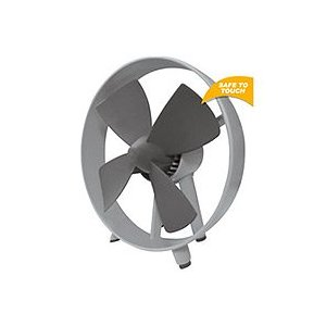 Soleus Air FT1-20-10 8-Inch Soft-Blade Table Fan