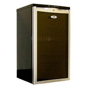 Sunpentown WC-34 34-Bottle Wine and Beverage Cooler