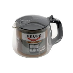 Krups XS2000 10-cup Glass Replacement Carafe