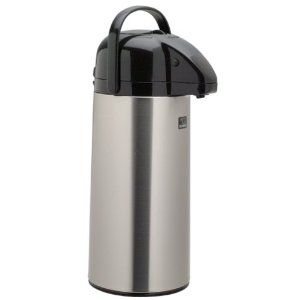 Stainless Steel Brushed Airpot 2.2 Ltr (15-0200) Category: Airpots