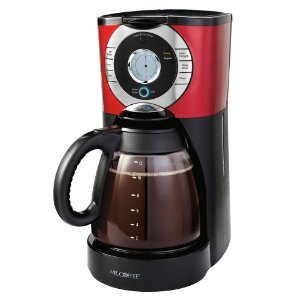 Mr. Coffee Red Coffeemaker-12 Cup