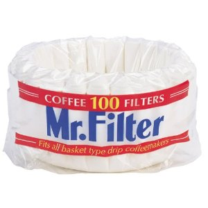 Mr. Coffee MF-100 Mr. Filter Filters