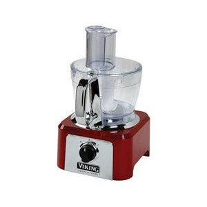 Viking VFP12BR Bright Red Food Processor 12-c.