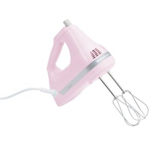 KitchenAid KHM7TPK 7-Speed Ultra-Power Hand Mixer, Cook for the Cure Komen Foundation Pink