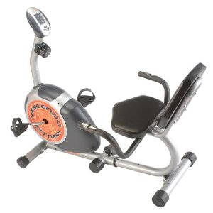 Crescendo Fitness Magnetic Resistance Recumbent Bike
