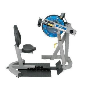 First Degree Fitness Evolution Series E-920 Fluid Upper Body Ergometer with Adjustable Crank Arm