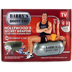 Barry's Bootcamp Complete Workout System