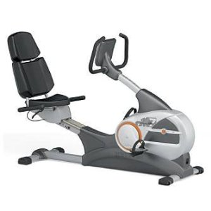 Recumbent Exercise Bike with Floor Mat - Frontgate