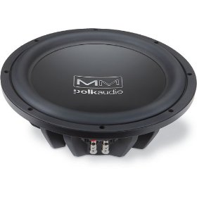 Polk Audio AA3125-A MM1240 DVC 12-Inch Subwoofer