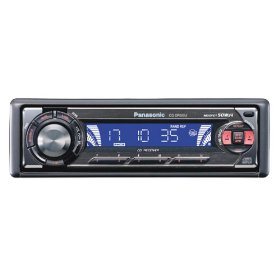 Panasonic 50-Watt CD Receiver with 2 Pre-Amp Outputs (CQ-DF203U)